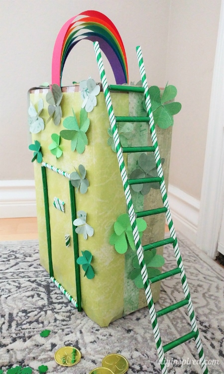 How To Make A Leprechaun Trap Diy Inspired