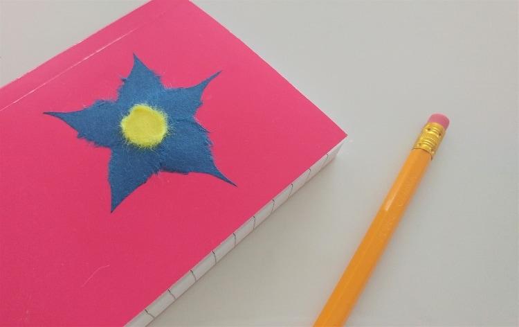 Chigiri e flower notebook tutorial diy inspired chigiri e flower notebook tutorial mightylinksfo