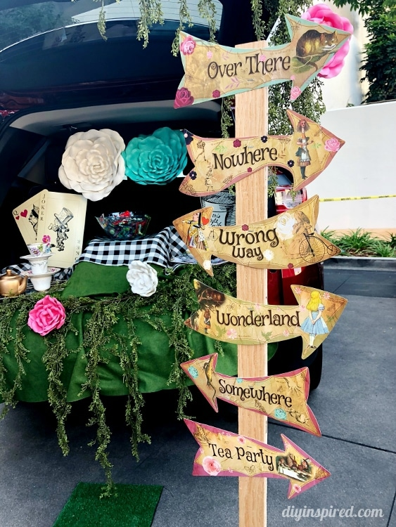 Cool Trunk or Treat Ideas