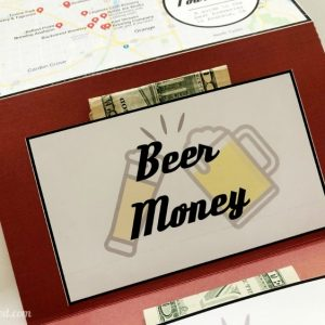 Brewery Tour Gift Idea For 21st Birthday