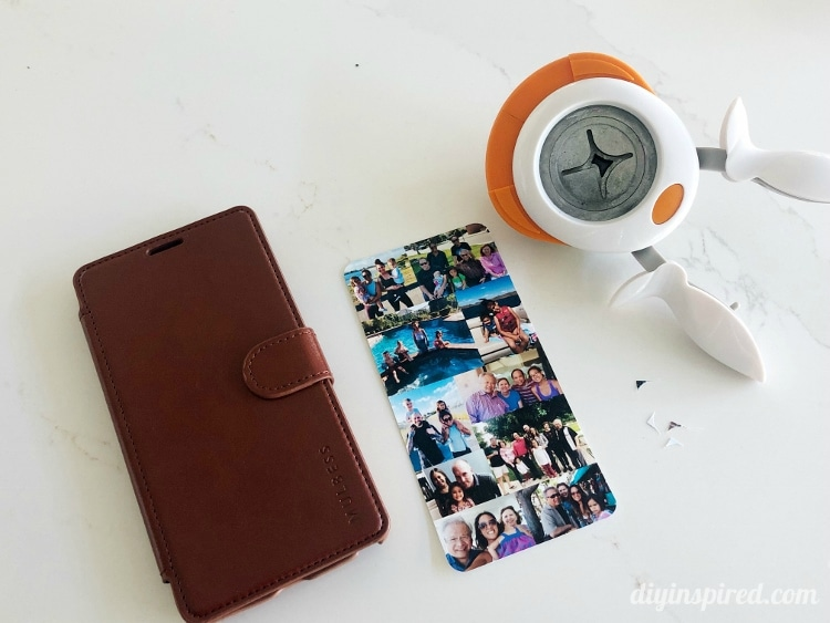DIY Photo Cell Phone Case Mother's Day Gift