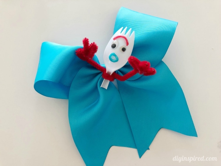 Toy Story Forky Craft