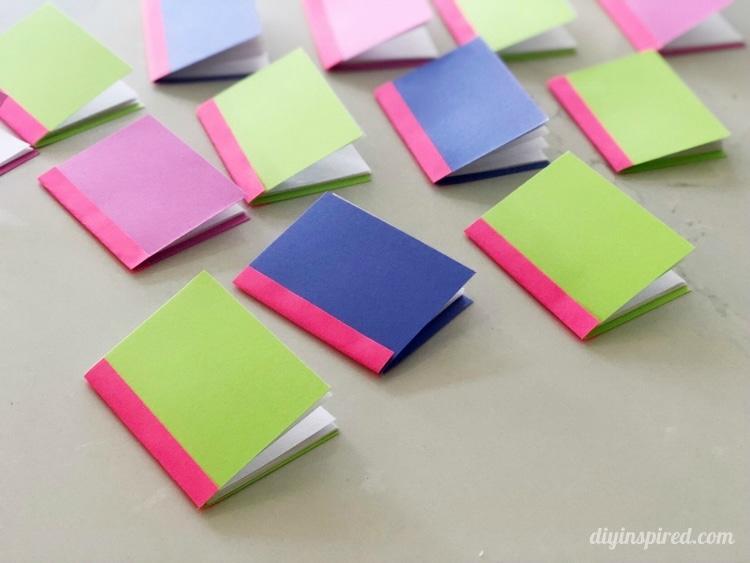 DIY Doll Notebooks